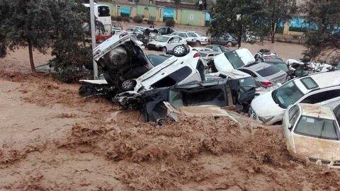 خسارت بارشهای شدید تابستانه در کهگیلویه و بویراحمد