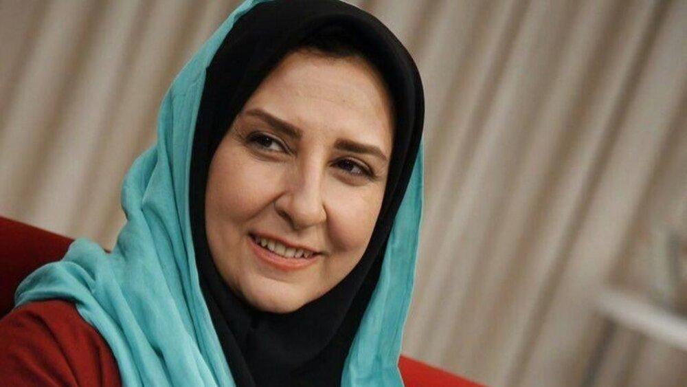 مرجانه گلچین در شام ایرانی رکورد زد