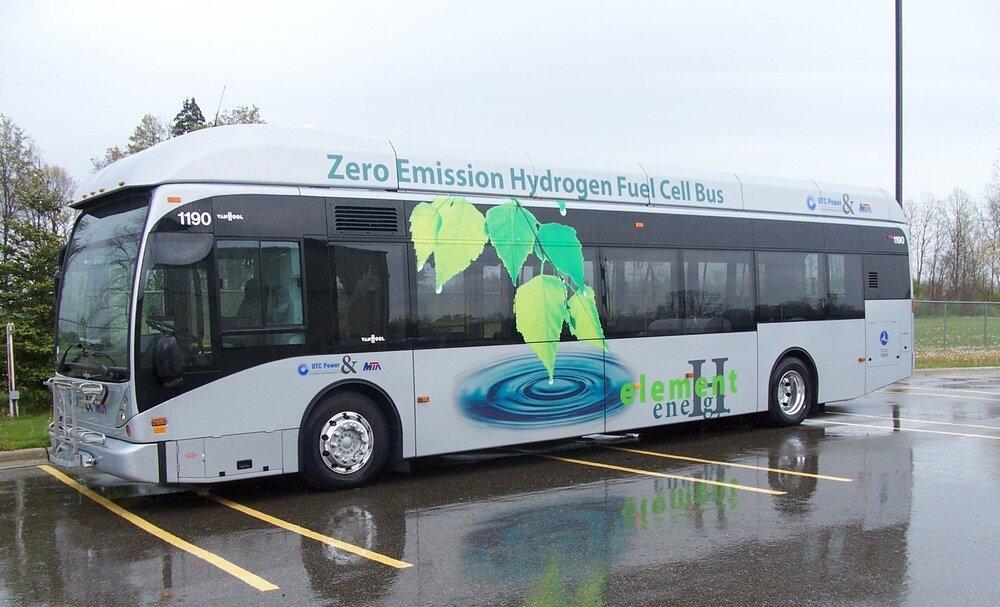 لهستان میزبان ناوگان اتوبوسرانی هیدروژنی
