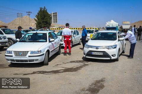 خودروهای غیربومی اجازه ورود به اصفهان را ندارند