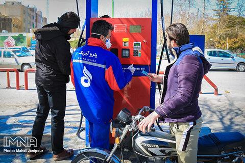 پمپ بنزین ها عامل انتقال کرونا