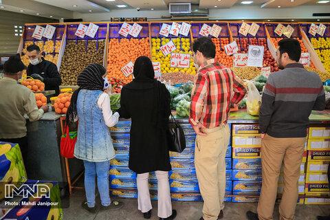 عدم رعایت موارد بهداشتی در هنگام خرید اقلام ضروری