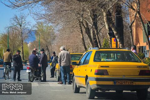 حمل و نقل عمومی شهر اصفهان درگیر بازار بحران زده کرونا