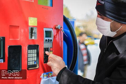 پمپ بنزین ها اماکن پرتردد و عامل انتقال کرونا