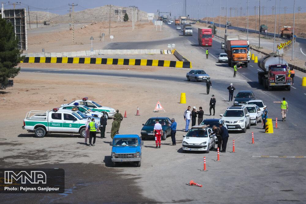 جزئیات منع عبور و مرور در کلانشهر اصفهان