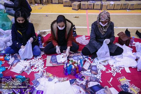 پویش یاوران سلامت با مشارکت شورا و شهرداری یزد آغاز بکار کرد