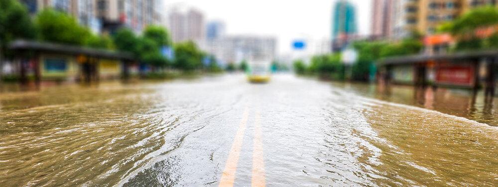 احتمال وقوع سیلاب از ۹ تا ۱۱ فروردینماه در برخی استانها