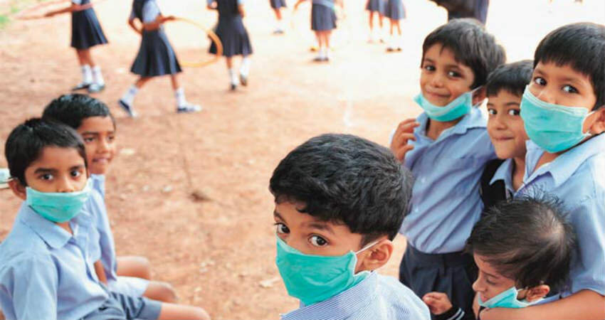 تغییرات آب و هوایی سلامت کودکان را نشانه میگیرد
