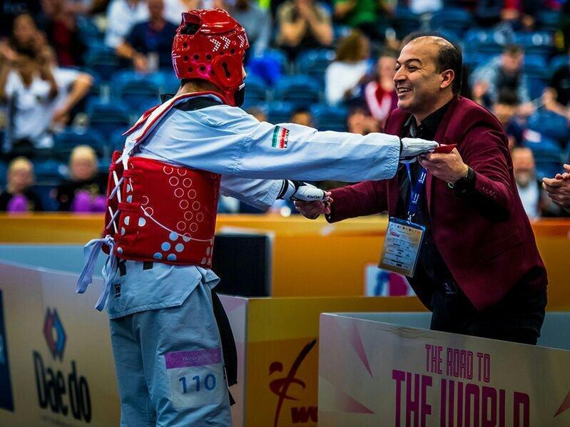 عسکری: برای مدال المپیک باید بر هر حریفی غلبه کرد/ مسابقات جهانی تجربه تلخی بود