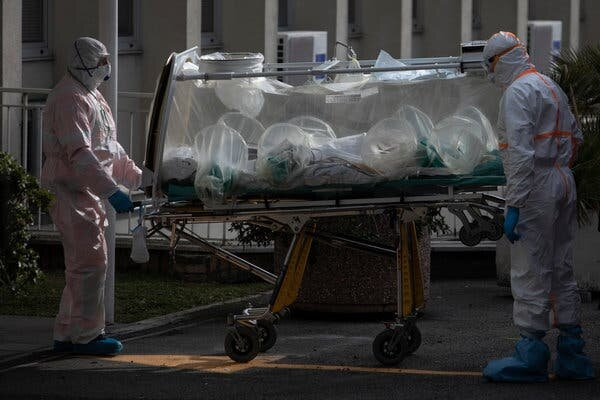 چرا آمار بیماران بدحال کرونایی اعلام نمیشود؟