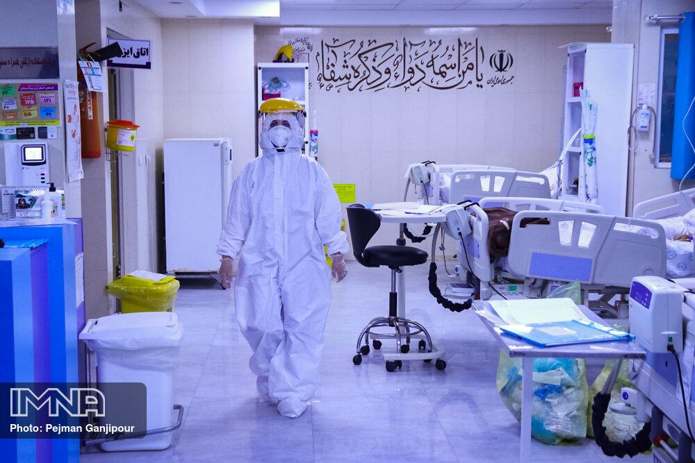 آخرین آمار ابتلاء و فوتیهای مبتلا به کرونا در ۱۵ شهریور