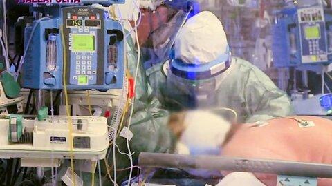 دود کمبود کادر درمان به چشم مردم میرود