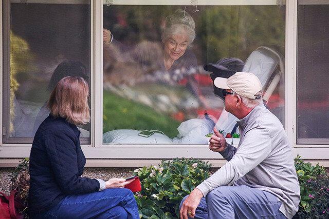 دانمارک برای رفاه بیشتر سالمندان سرمایهگذاری میکند