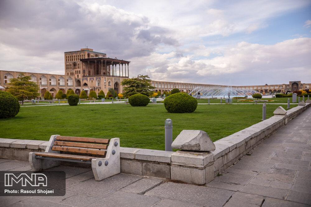 بازگشایی بناهای تاریخی و جاذبههای گردشگری استان اصفهان