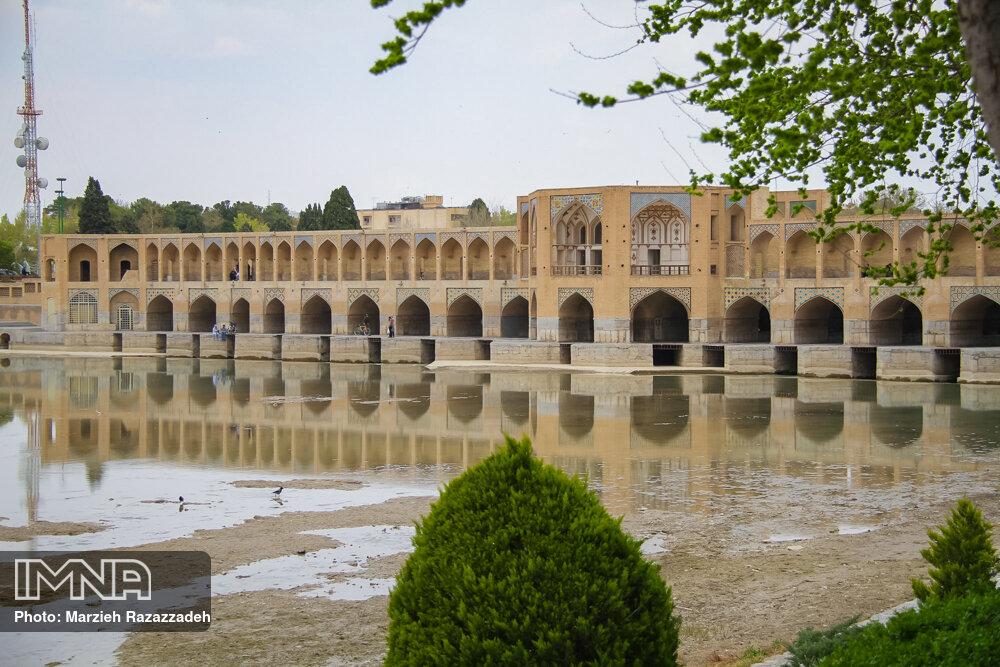 برنامه های سازگاری با کم آبی استان اصفهان تصویب شد