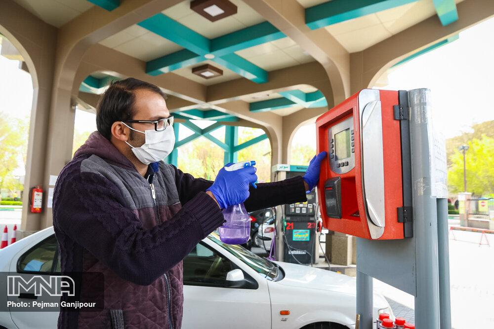 میانگین مصرف روزانه بنزین در تیرماه از ۱۰۷ میلیون لیتر گذشت