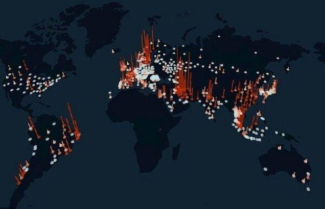 بیشترین کاربران اینترنت در کدام کشورها هستند؟