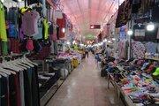 بازار هفتگی ساری تعطیل شد
