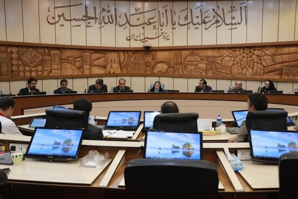 رأی گیری در شورای شهر یزد شفاف شد