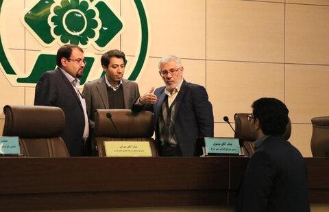 اعضای هیئت رئیسه شورای شهر شیراز انتخاب شدند