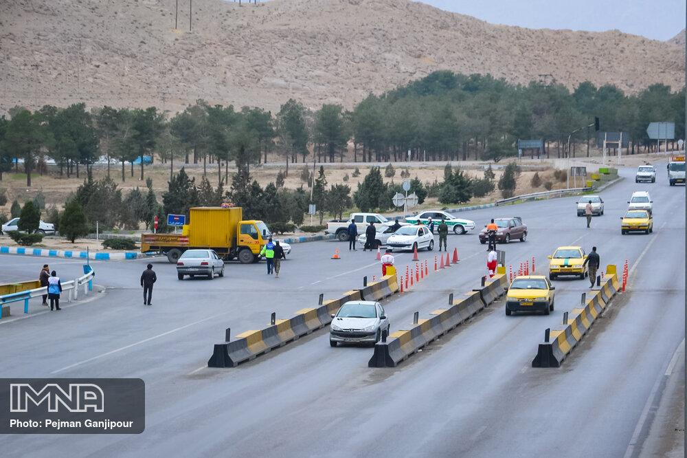 کاهش ۸۰ درصدی سفرهای برون شهری استان در نوروز ۹۹