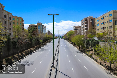 Isfahan bans vehicle traffic to curb spread of coronavirus