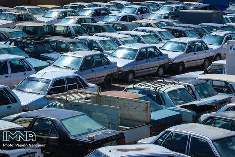 ترخیص وسایل نقلیه توقیفی به مناسبت هفته ناجا