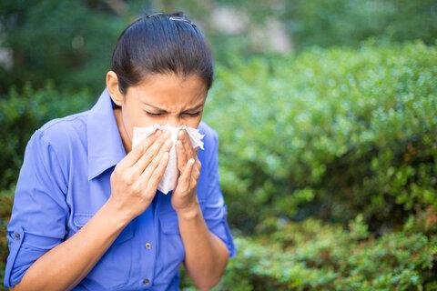 آلرژی های فصلی و روش های درمان آن