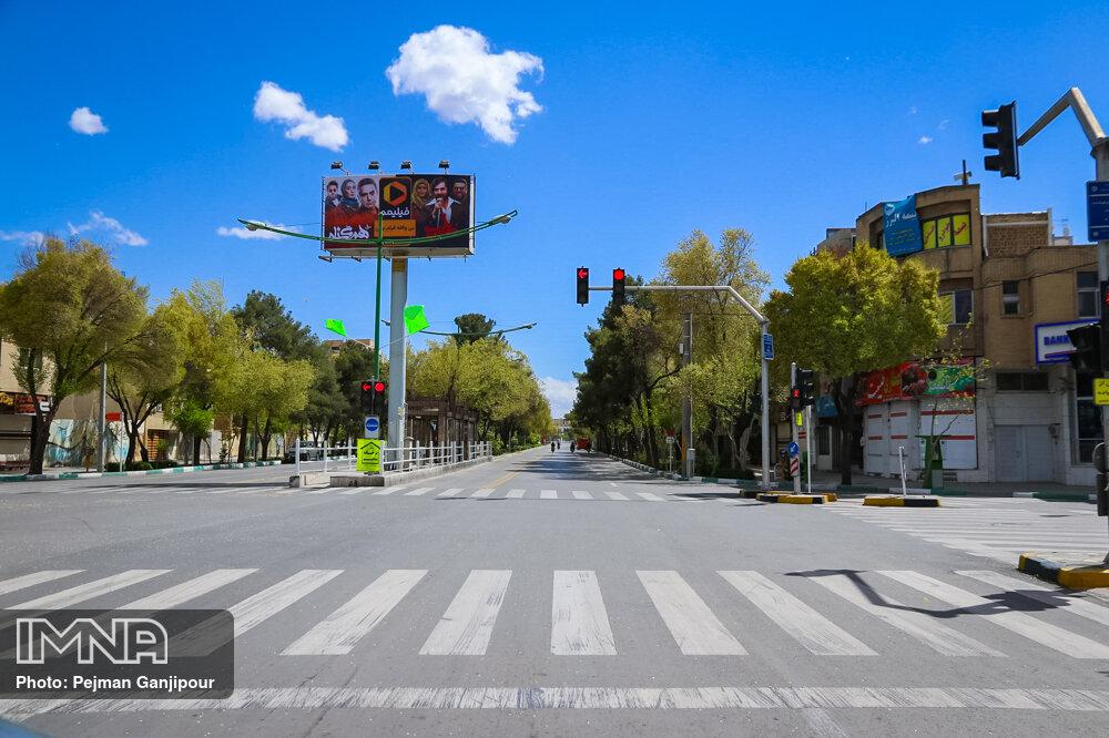 ۹۰ درصد ترددها در خیابان امام خمینی غیرضروری است