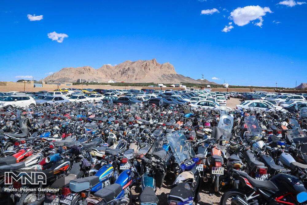 در ازای هر سه موتورسیکلت تولیدی یکی باید اسقاط شود