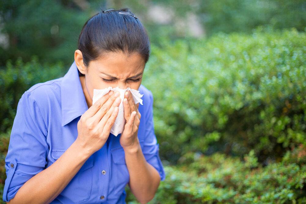 آلرژی فصل بهار  و روشهای درمان آن
