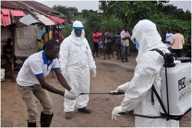 چالش های قرنطینه کلانشهر آفریقا