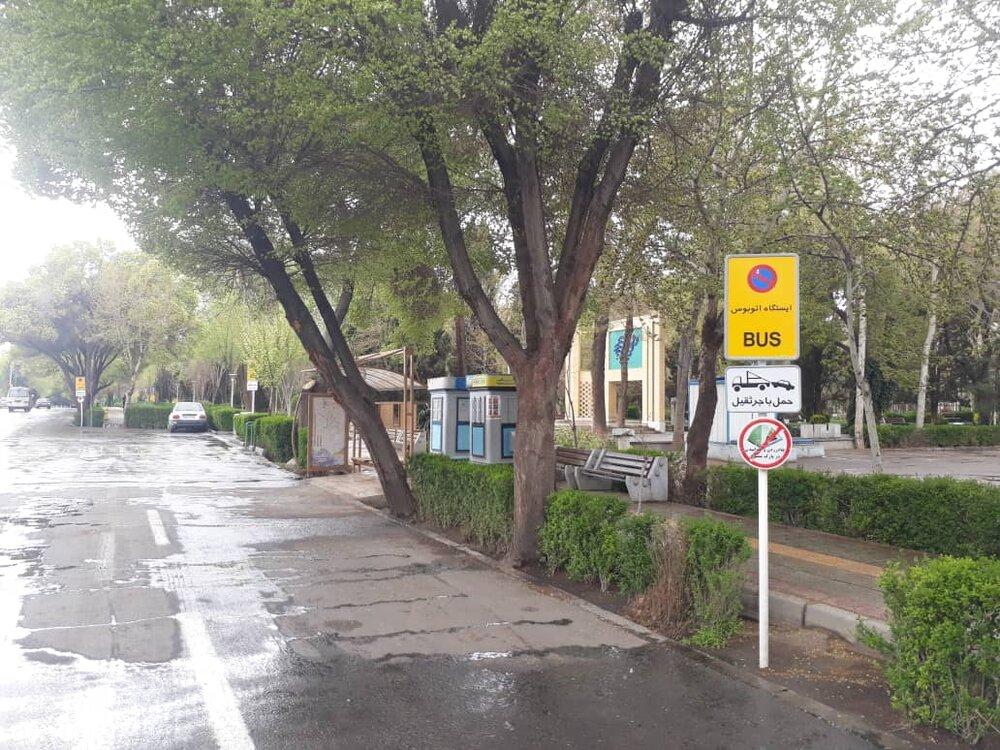 ۲۷ خط اتوبوسرانی اصفهان فعال است/ کاهش ۹۰ درصدی مسافران