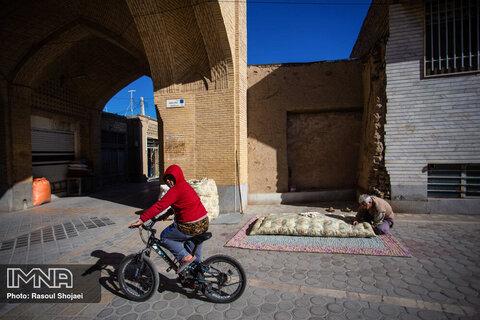 جوباره اصلی ترین هسته اولیه شهر اصفهان است که منشأ آن به حکومت هخامنشی و مهاجرت یهودیان بابل به دستور کوروش برمی گردد.