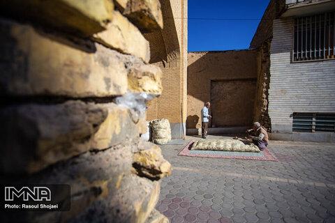 بنا بر اعلام برخی منابع در اصفهان ۲۰ کنیسه وجود داشته که ۱۶ تای آن در محل جوباره قرار داشته
