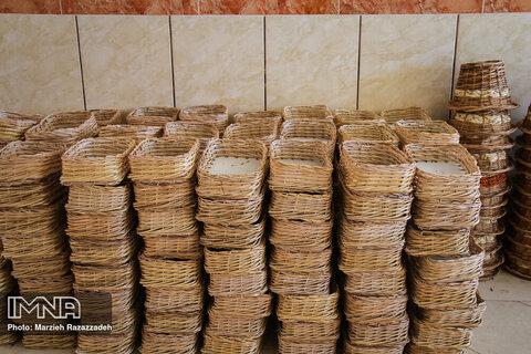 محصولات این کارگاه علاوه بر ایران به کشورهای حاشیه دریای خزر نیز صادر می گردد.