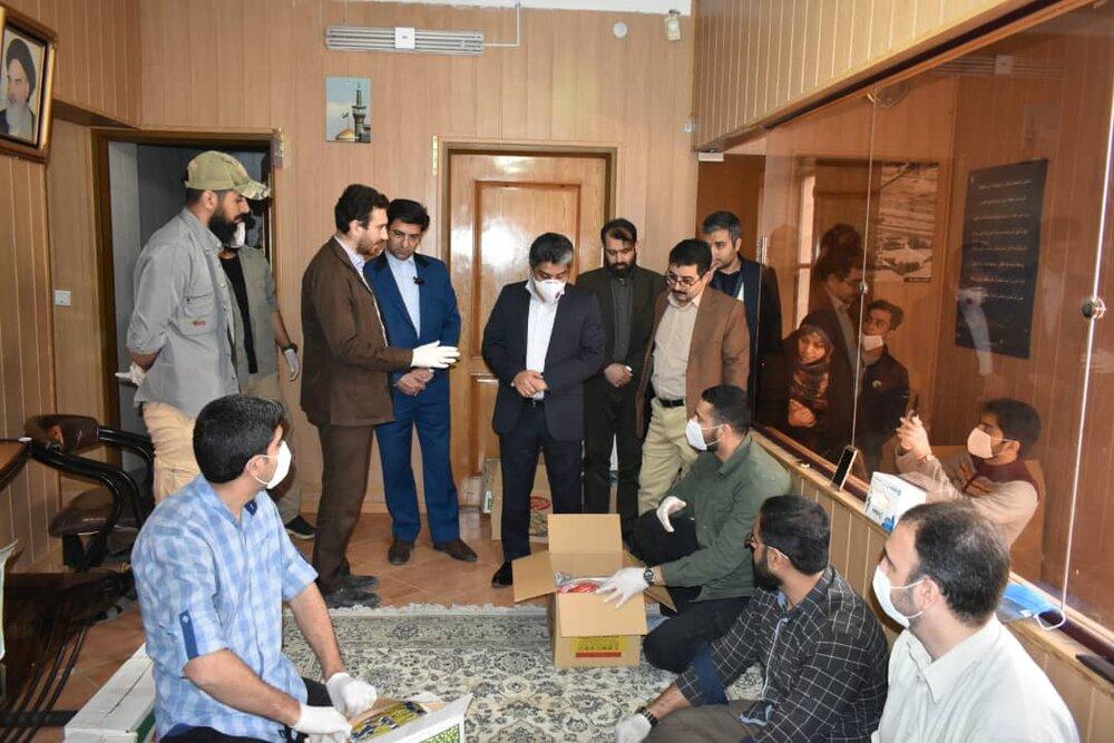 پشتیبانی شهرداری مشهد از گروههای جهادی فعال در مناطق کمتر برخوردار