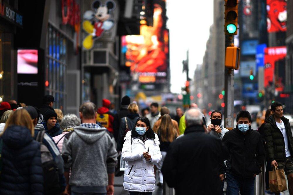 تفاوت عجیب شیوع کرونا در سانفرانسیسکو و نیویورک