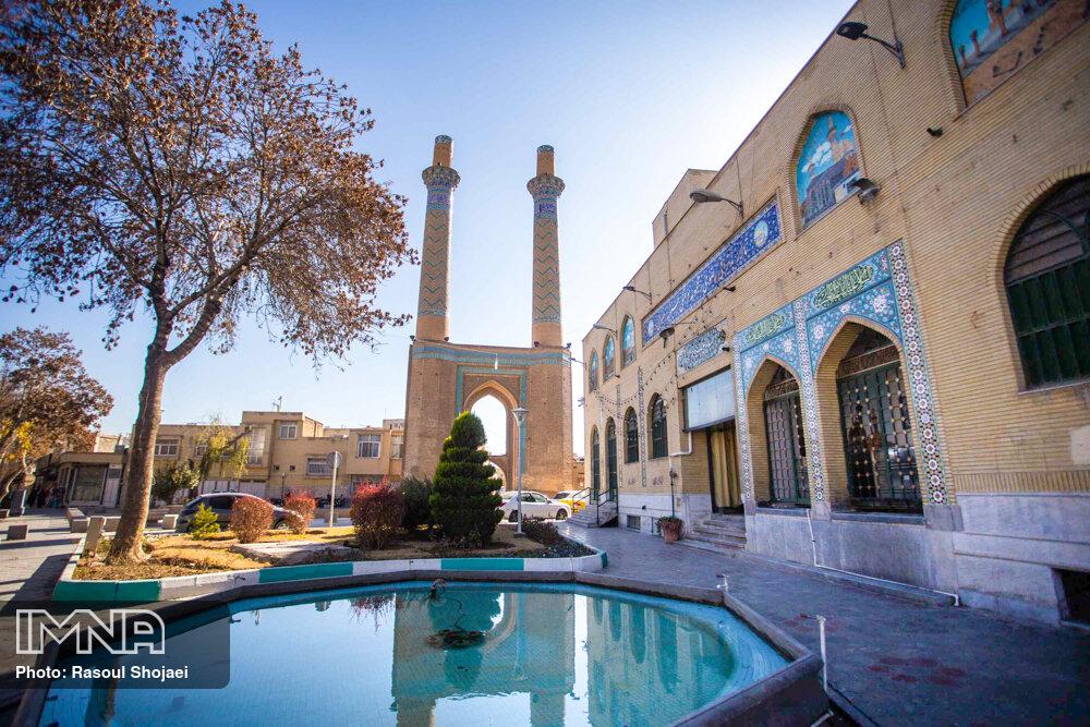 """نگاه عرضی به تاریخ در وبینار """"تاریخ محلی و مطالعات شهری اصفهان"""""""