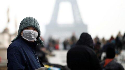 فرانسه محدودیتهای کرونایی را کاهش میدهد