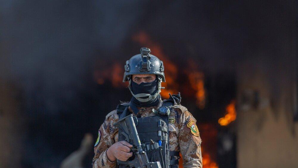 تهدید آمریکا به مورد حمله قرار دادن ۱۲۲ هدف در عراق