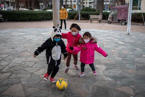 پارک ضد کرونا برای کودکان طراحی شد