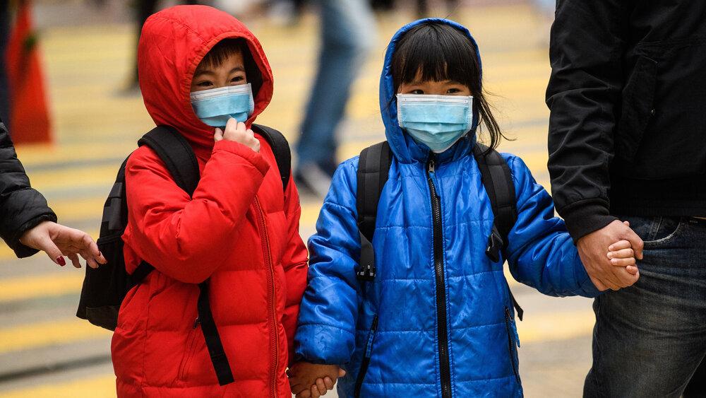 کودکان پیش دبستانی چینی واکسینه میشوند؟
