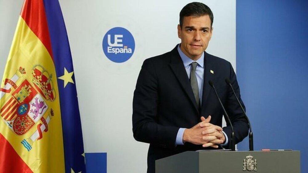 سعدی خوانی نخست وزیر اسپانیا