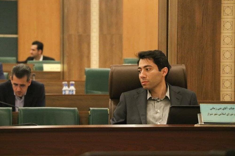 شهرداری شیراز از توسعه پروژههای عمرانی فاصله نگیرد