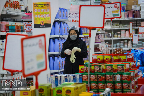 safety in Isfahan municipal markets