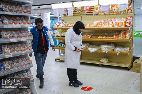 Isfahan municipality's efforts to curb coronavirus