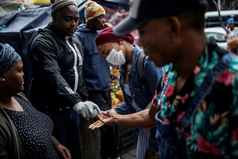 آفریقاییها از مقابله با کرونا ناامید شدند