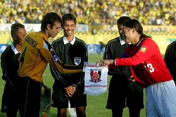 سپاهان ۱-۱ اراواردز/ اولین فینال لیگ قهرمانان آسیا ۲۰۰۷ + خلاصه بازی