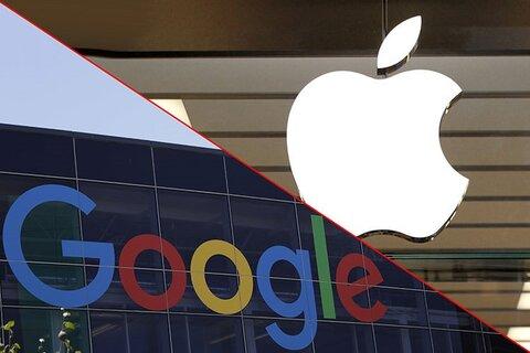 همکاری گوگل و اپل برای شکست کرونا